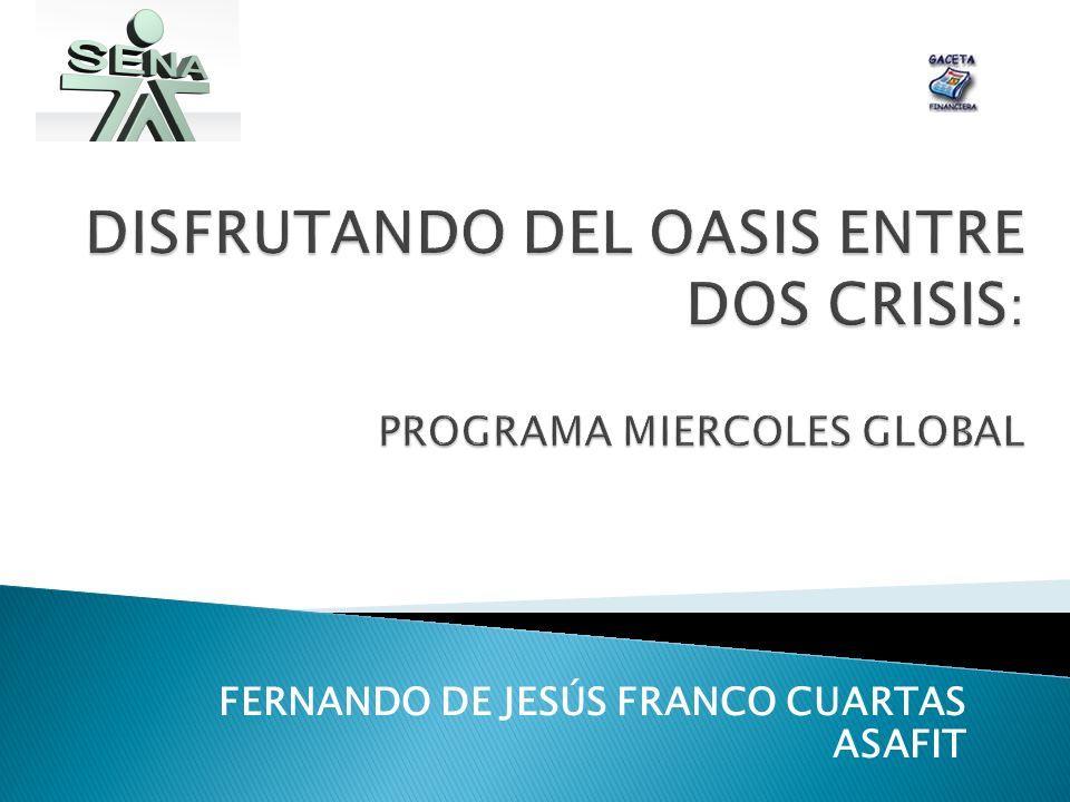 FERNANDO DE JESÚS FRANCO CUARTAS ASAFIT