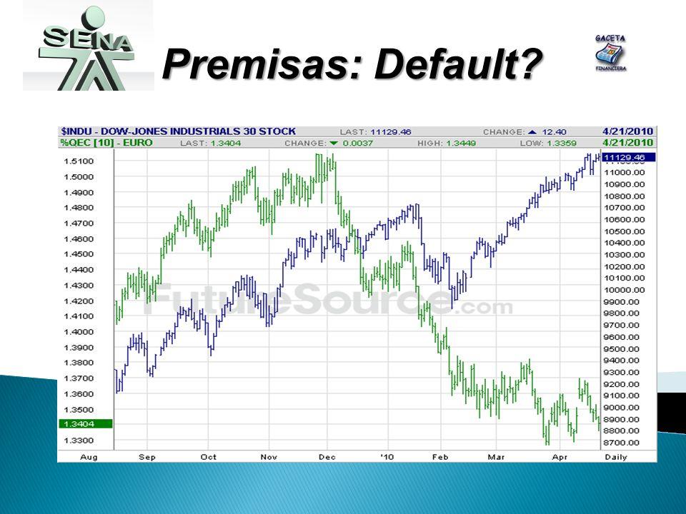Premisas: Default