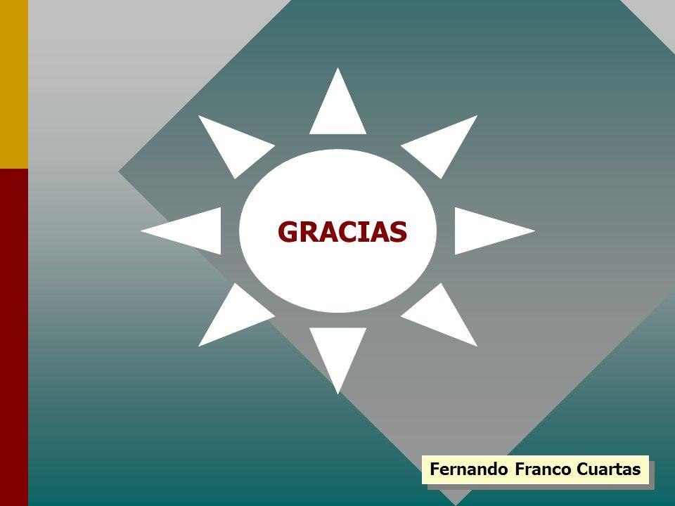 GRACIAS Fernando Franco Cuartas