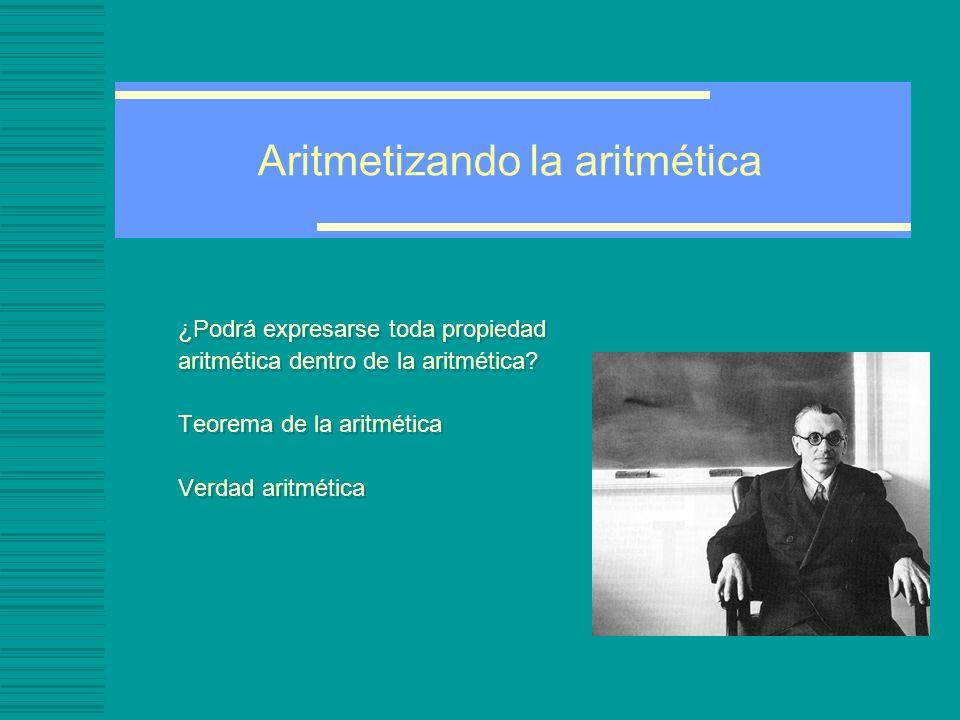 Taller de Lógica: El teorema de Gödel -Kurt Gödel (1931) Sobre las proposiciones formalmente indecidibles de los Principia Mathematica y sistemas conexos -Problema: Fundamentos de las Matemáticas -Aplicar el método axiomático para las matemáticas PM (Principia Mathematica) Define las entidades matemáticas (números) usando lógica.