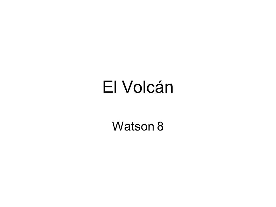 El Volcán Watson 8