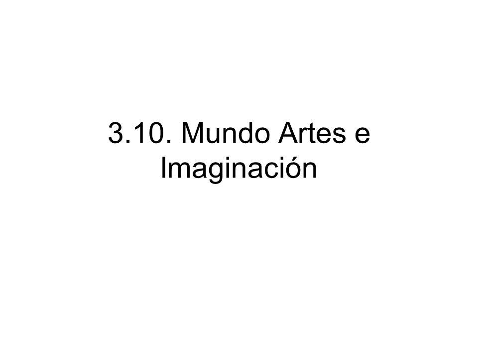 3.10. Mundo Artes e Imaginación