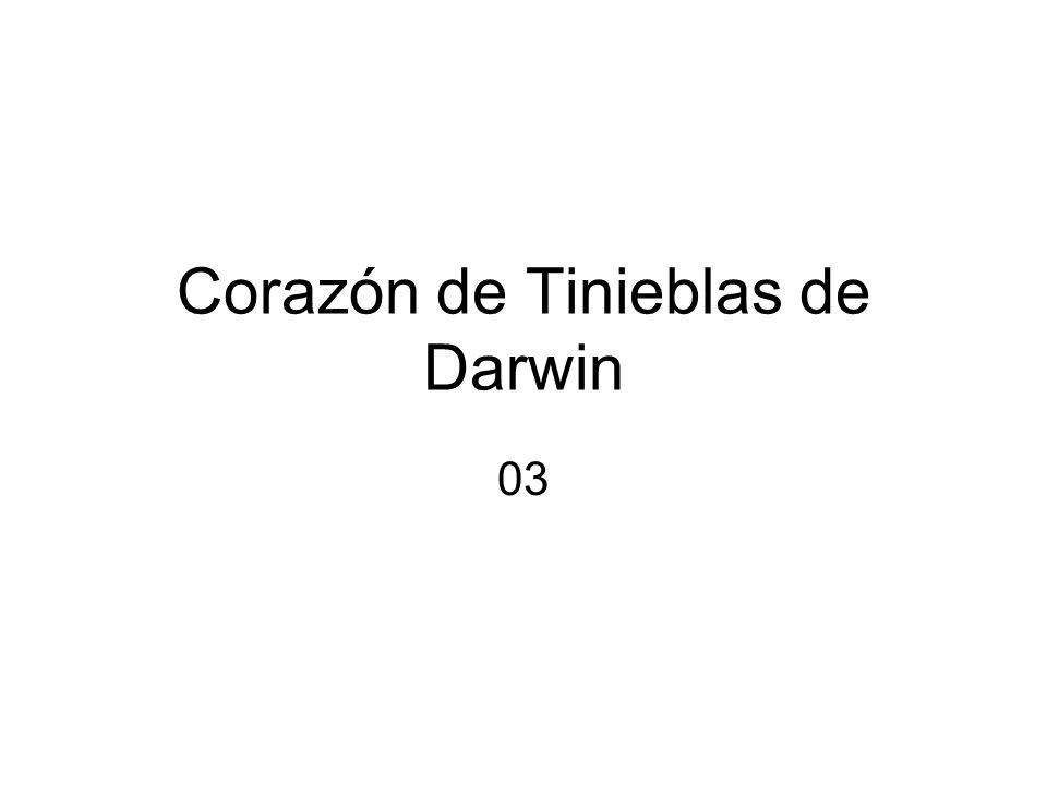 Corazón de Tinieblas de Darwin 03
