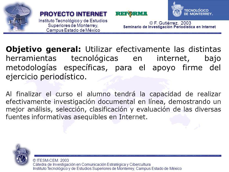 Instituto Tecnológico y de Estudios Superiores de Monterrey, Campus Estado de México © F.