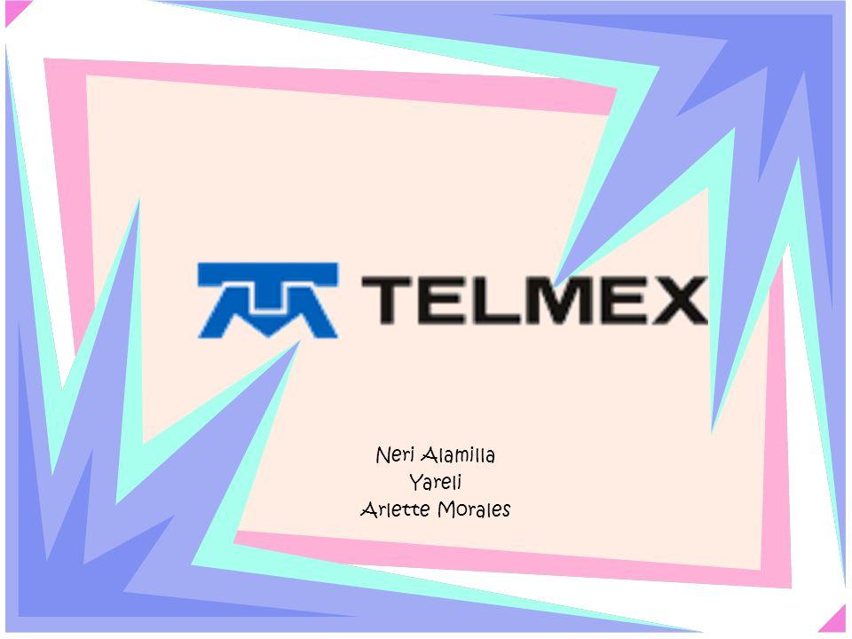 Misión La empresa de TELMEX tiene como misión ser un grupo líder en telecomunicaciones, proporcionando a los clientes soluciones integrales, innovadoras y de clase mundial, partiendo del desarrollo humano, y de la aplicación y administración de tecnología de punta.