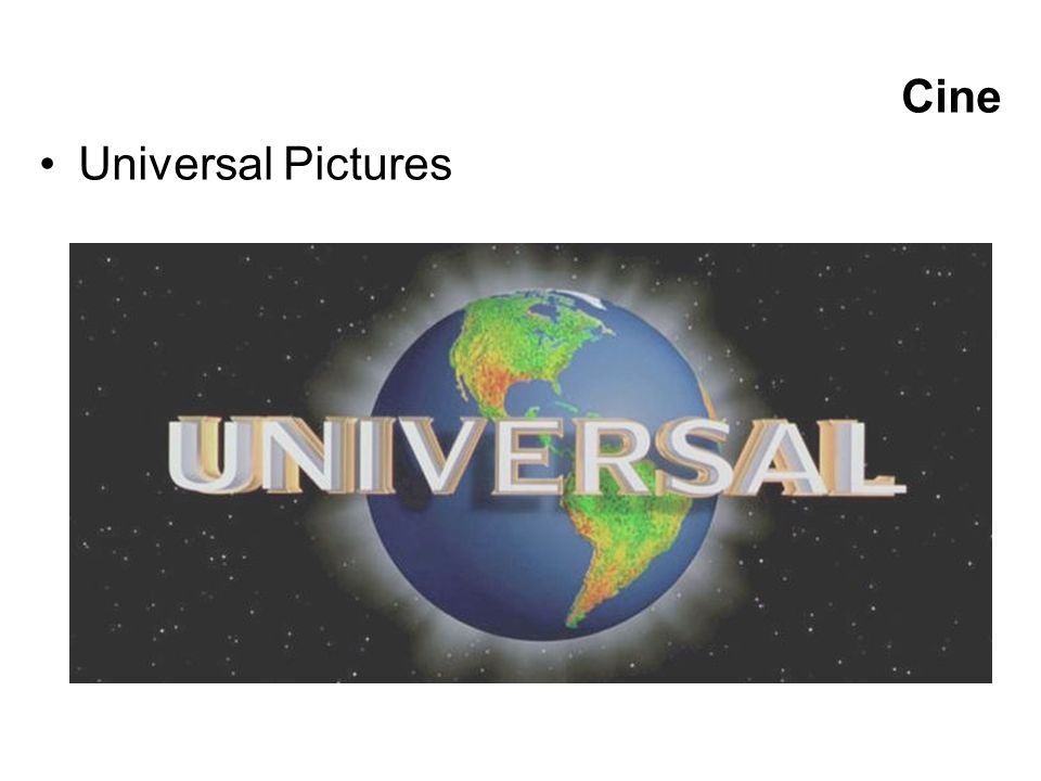 Cine Universal Pictures
