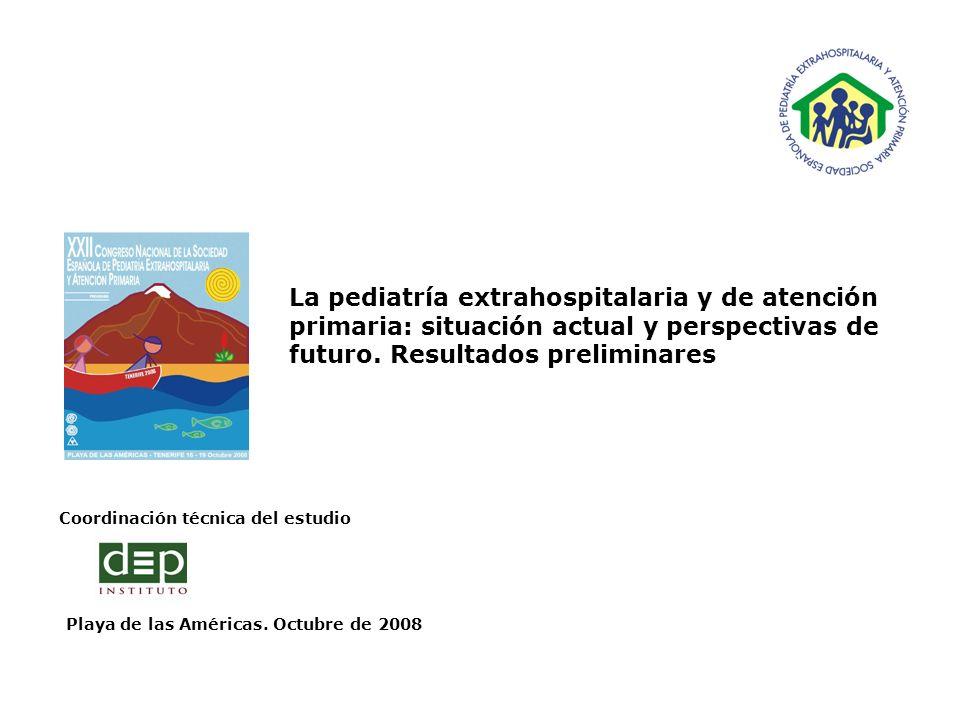 Coordinación técnica del estudio Playa de las Américas.