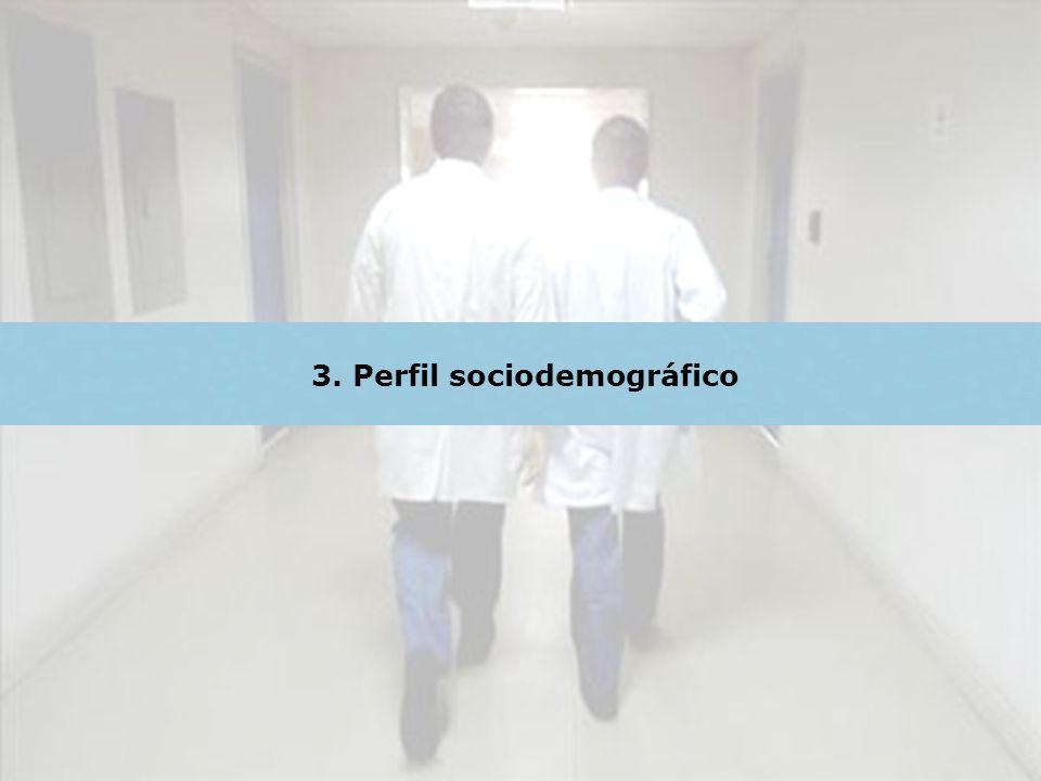 3. Perfil sociodemográfico