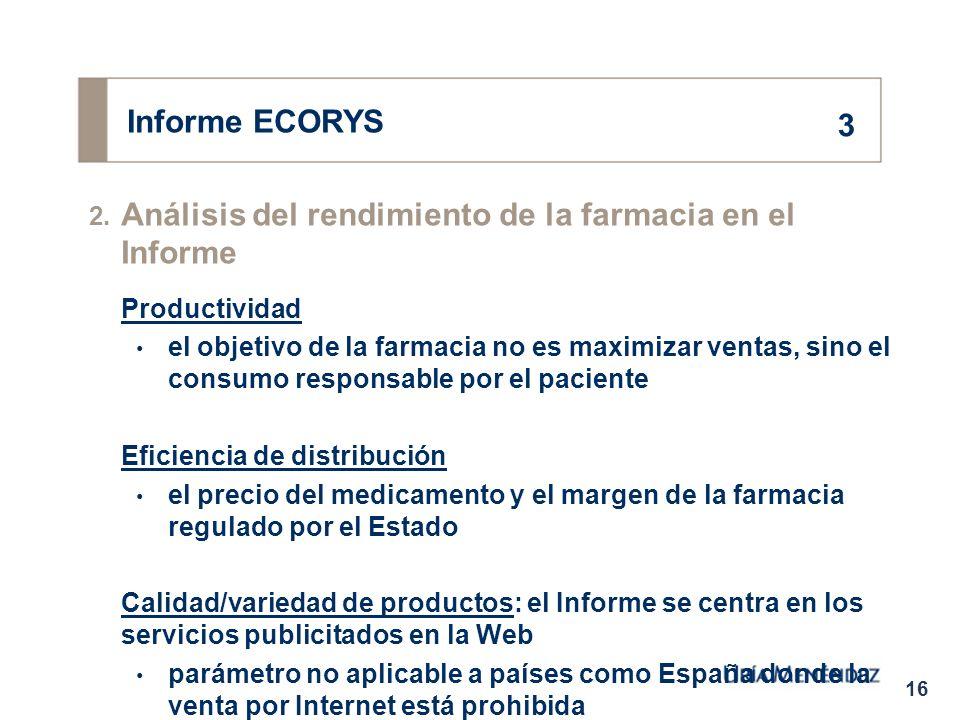 16 Informe ECORYS 2.