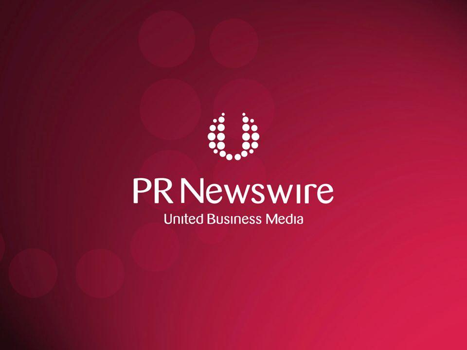 ¿Qué es PR Newswire.