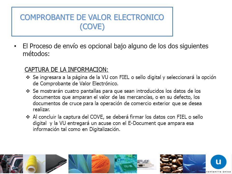CAPTURA DE LA INFORMACION: El Proceso de envío es opcional bajo alguno de los dos siguientes métodos: CAPTURA DE LA INFORMACION: Se ingresara a la pág
