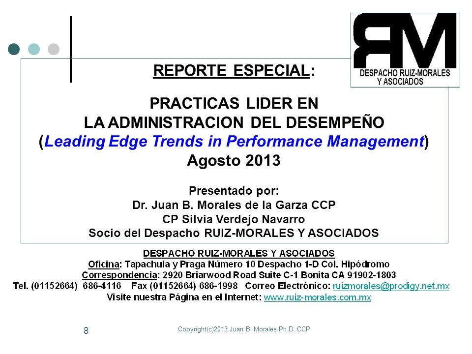 Copyright(c)2013 Juan B. Morales Ph.D.