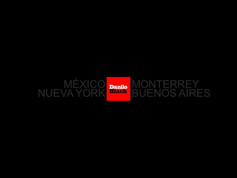 MÉXICO NUEVA YORK MONTERREY BUENOS AIRES