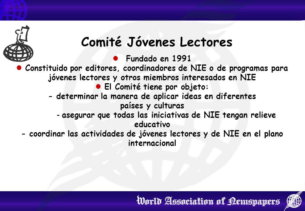 Concurso escolar interurbano de periodista por un día Costos bajos Cooperación dinámica Proyecto de desarrollo NIE/América Latina