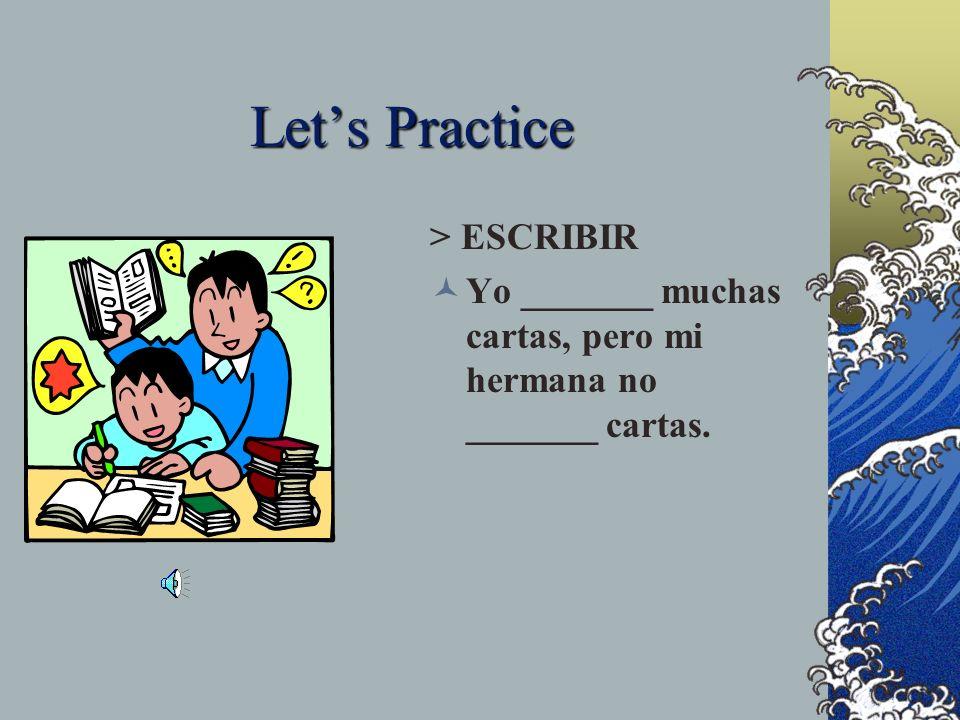 Thats right! The endings are identical except for the nosotros form: beber: bebemos vivir: vivimos