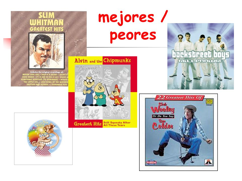 mejores / peores