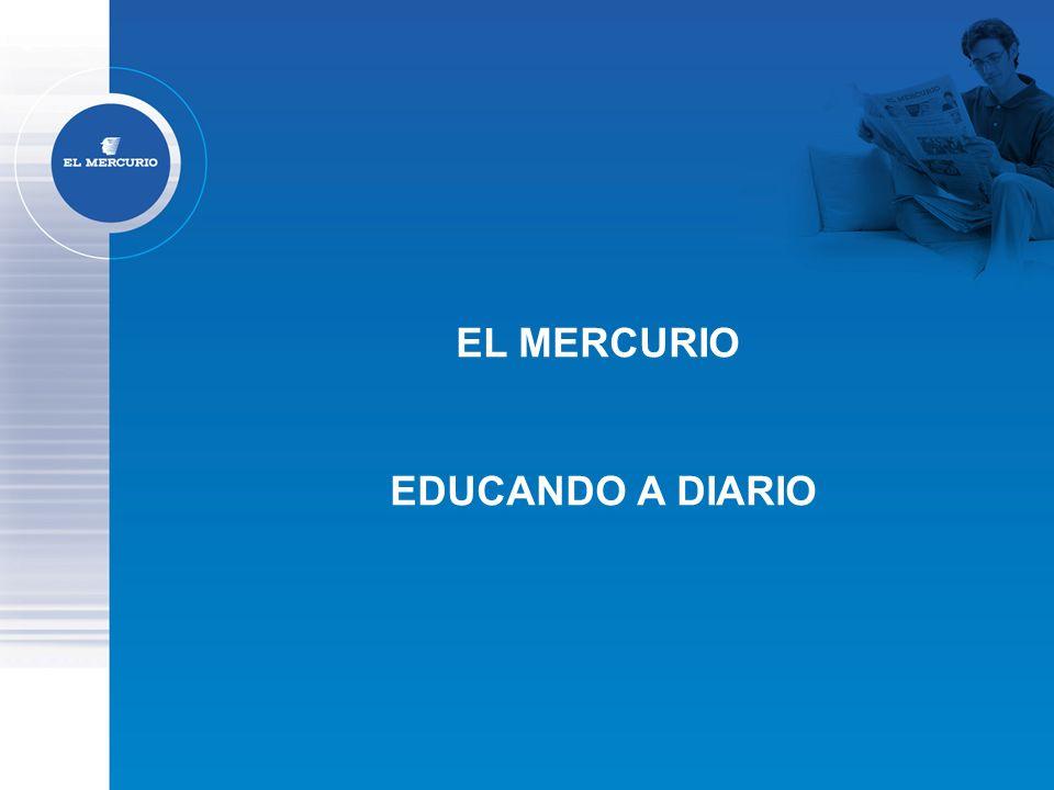 EL MERCURIO EDUCANDO A DIARIO