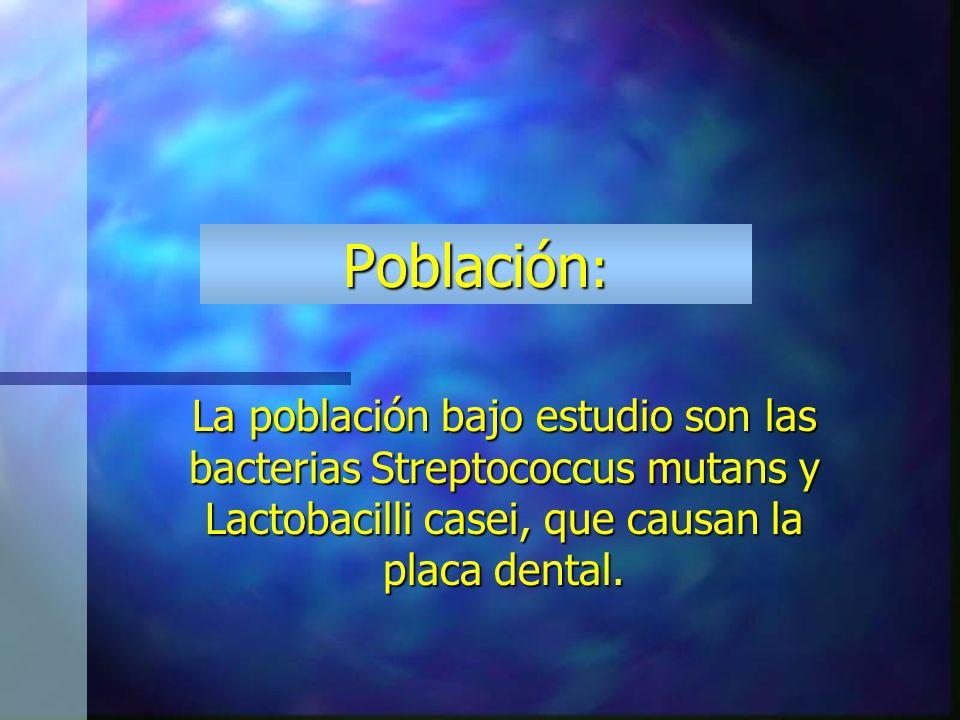 Trabajo de Investigación El efecto de los enjuagadores bucales de mayor uso en las bacterias que causan la placa dental.