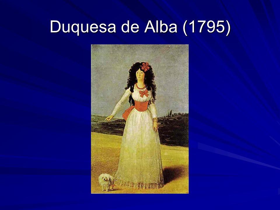Duquesa de Alba (1795)