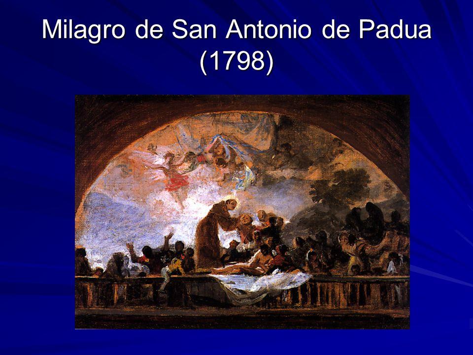 Milagro de San Antonio de Padua (1798)