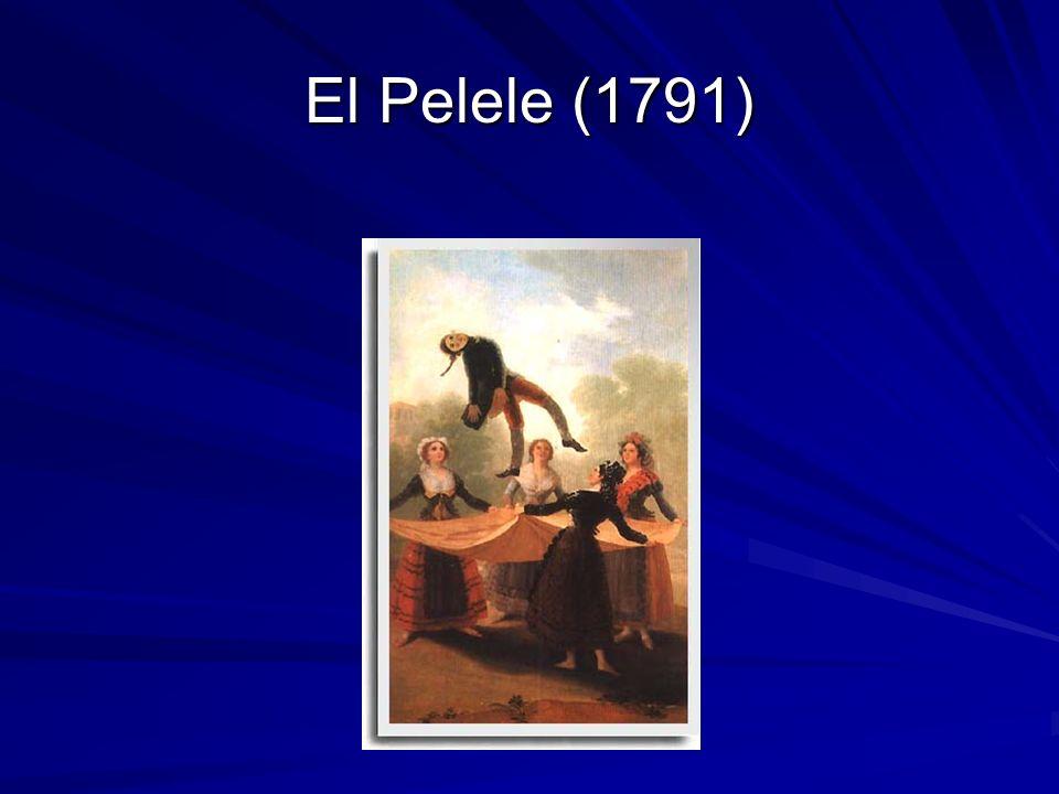 El Pelele (1791)