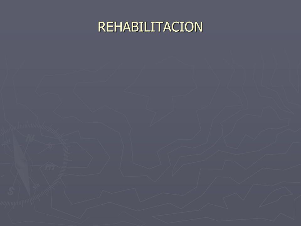 REHABILITACION