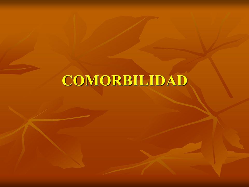 COMORBILIDAD