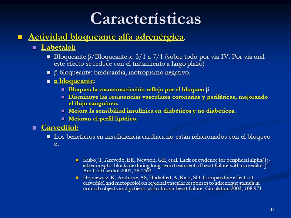 37 EFFECTS ON KIDNEY FUNCTION Vasodilatadores Vasodilatadores Nevibolol: Nevibolol: Lipofílico.