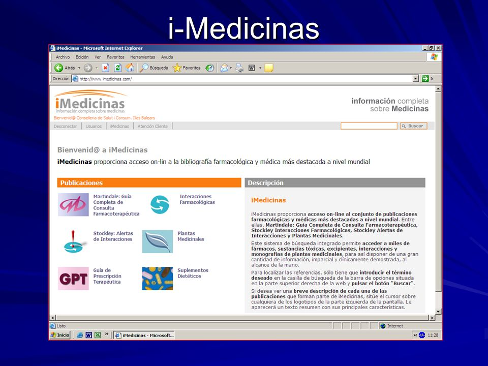 i-Medicinas
