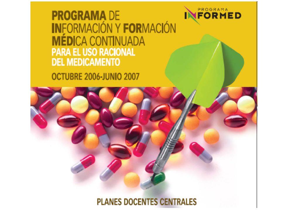 Presentación La Conselleria de Salut de les Illes Balears ha desarrollado un programa de información sobre medicamentos y terapéutica, formación continuada y de creación de conocimiento.