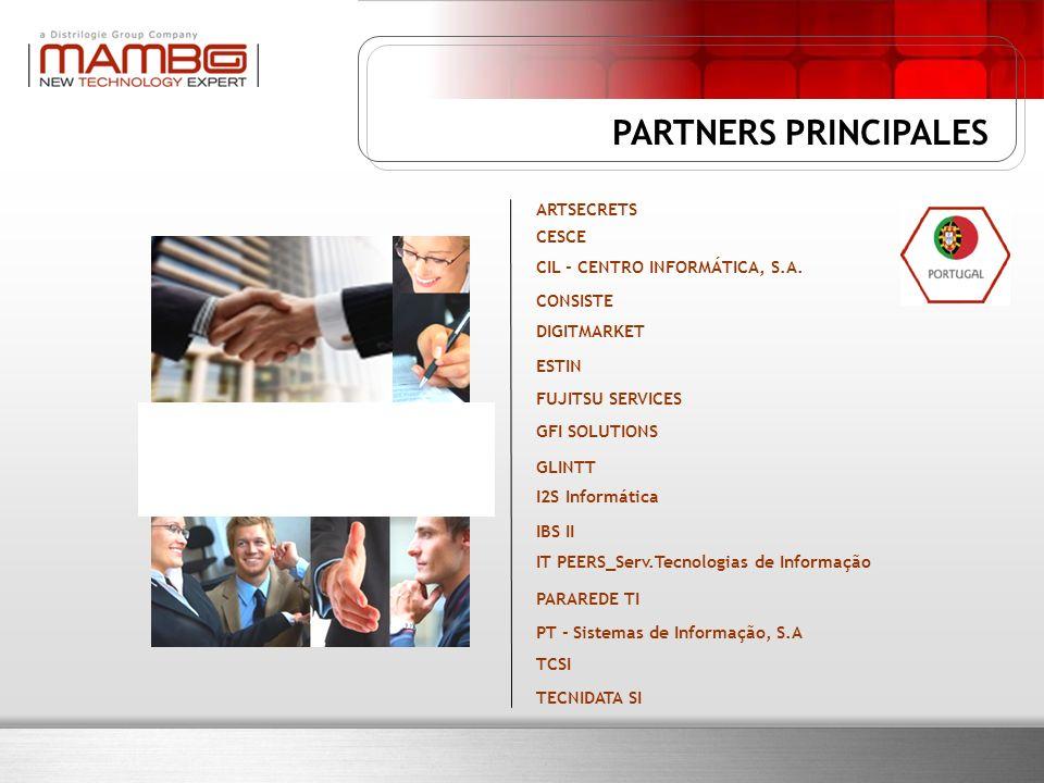 TECNIDATA SI IBS II DIGITMARKET CIL - CENTRO INFORMÁTICA, S.A.