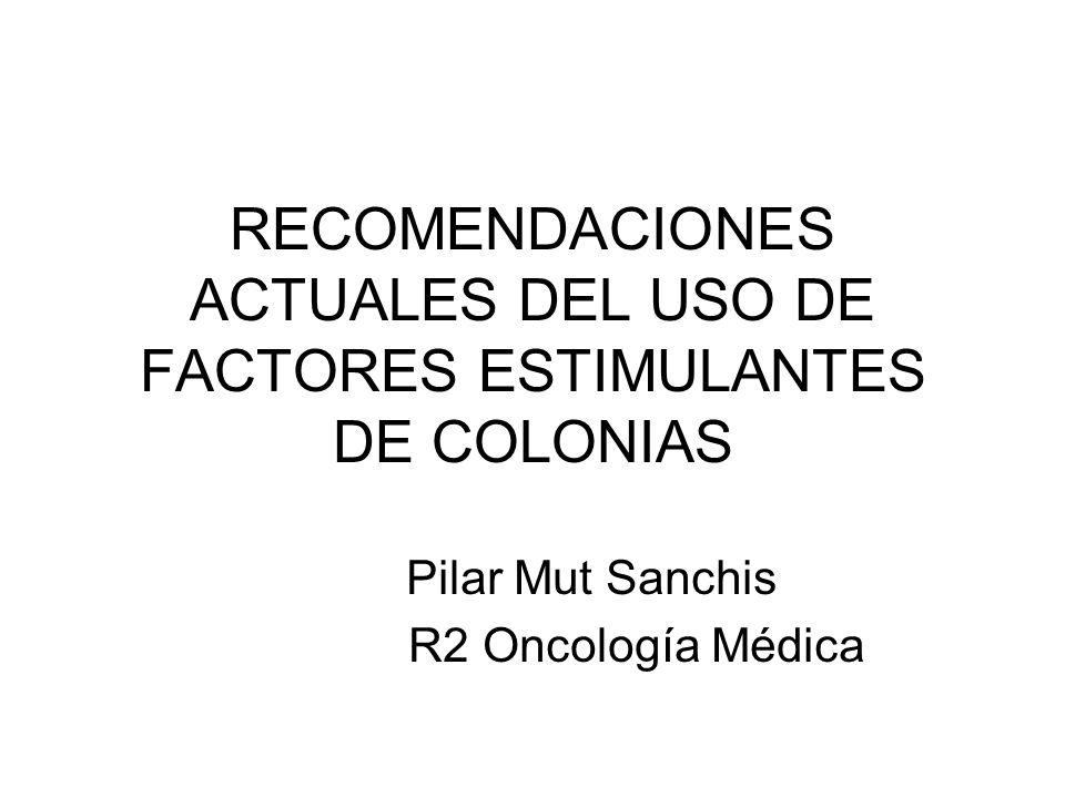 AREAS DE INVESTIGACIÓN EN LA EPO RECOMBINANTE ¿ Cuales son los mejores medidores de calidad de vida?¿ y las diferencias clínicas importantes respecto a ésta.