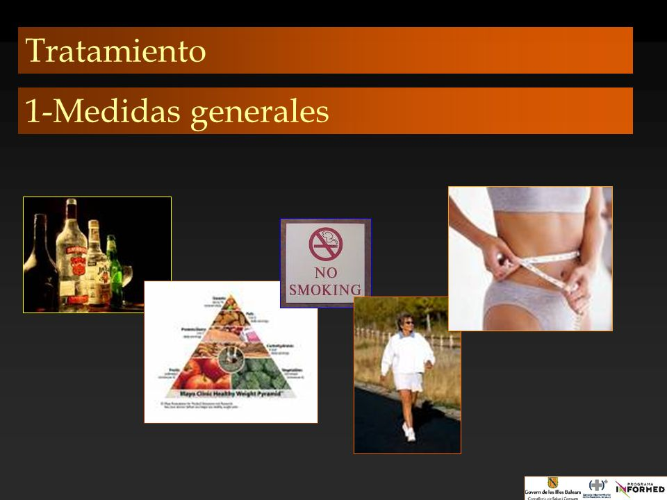 Tratamiento 1-Medidas generales