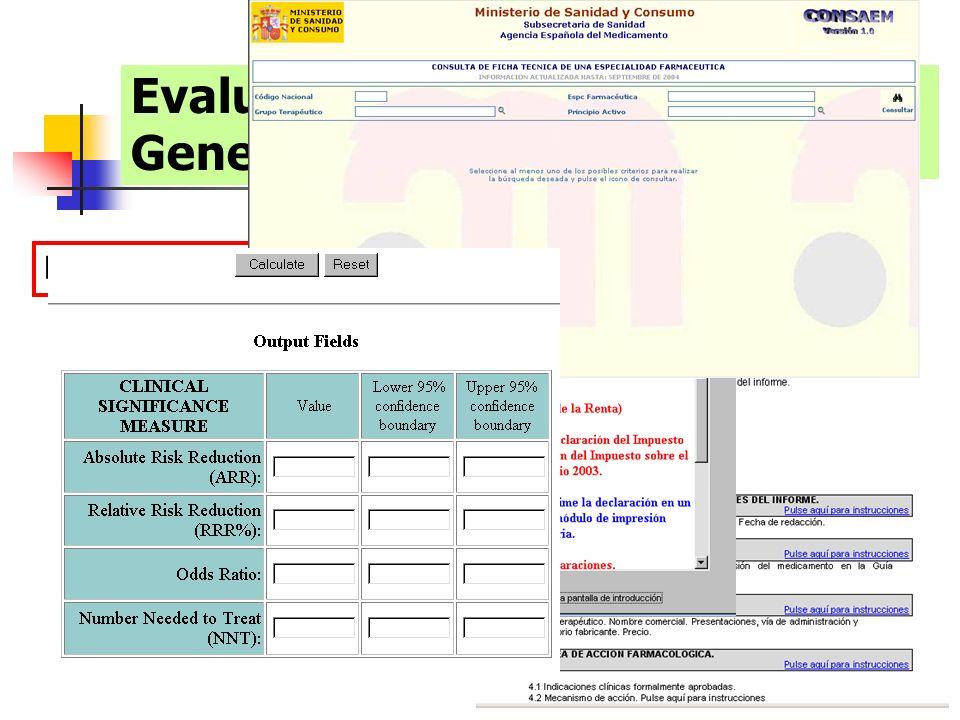Evaluación según modelo Genesis Fase 1 de evaluación técnica Programa asistencia