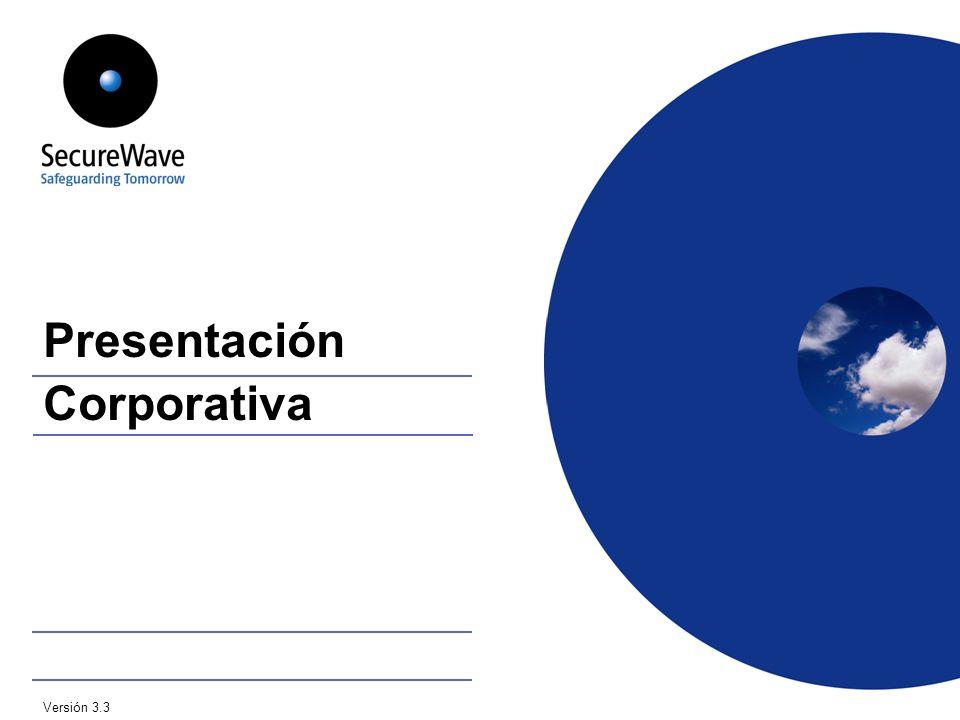 Presentación Corporativa Versión 3.3