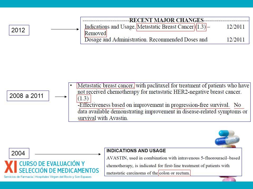 Ficha técnica y discusión científica: son útiles para completar los datos del programa MADRE: