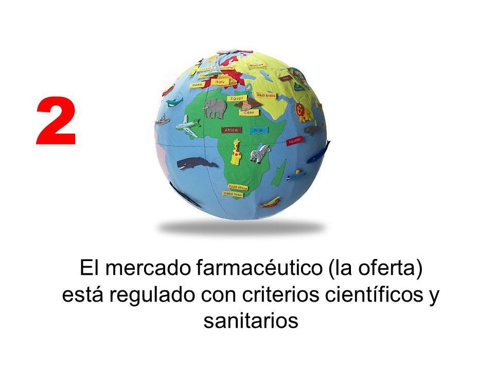 La oferta…la crea la industria farmacéutica …administraciones sanitarias y profesionales la modulan.