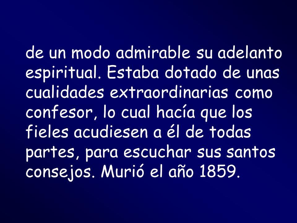 gran milagro de Ars era el confesionario.