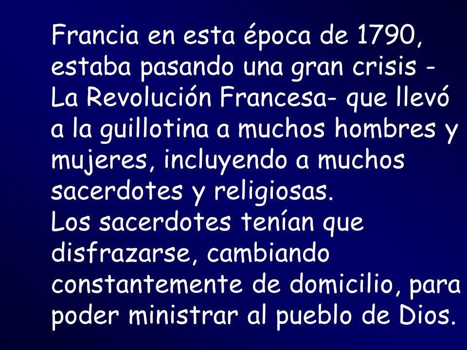 La secuela más desastrosa de la revolución era la ignorancia religiosa de las personas.