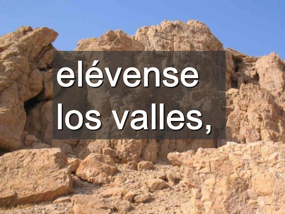 Si no vives atento, no lo reconocerás cuando llegue (S. Agustín) Sólo la FE allana los caminos Plegaria en el Desierto