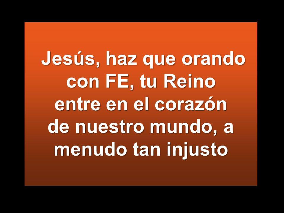 El Juicio ya se ha realizado Tenemos FE en la Cruz de Jesús