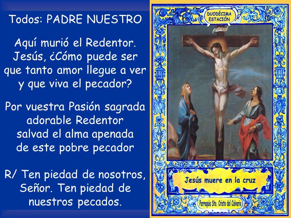 para que te encontremos en la oración, para que aumente el número de los adoradores en el Santísimo sacramento del altar.