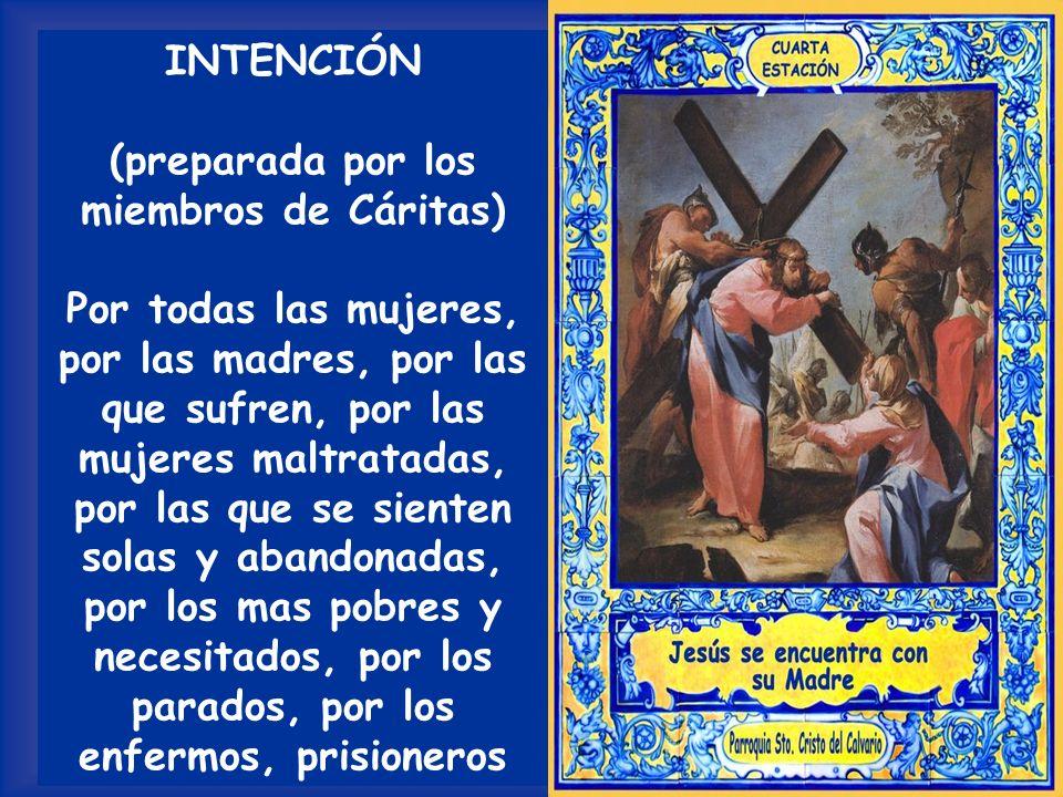 ORACIÓN Santa María, Madre del Señor, has permanecido fiel cuando los discípulos huyeron y has creído en el momento de su mayor humillación. Por eso,