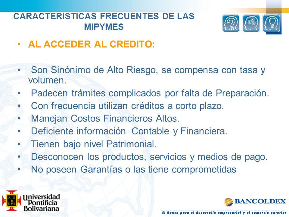 SECTOR FINANCIERO Y RIESGO : (SARC) QUE QUIEREN SABER LOS INTERMEDIARIOS FINANCIEROS… El Conocimiento de la actividad o negocio.