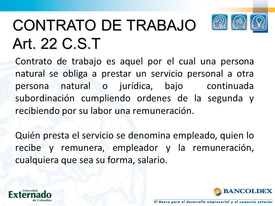 SALARIO INTEGRAL ( Art.