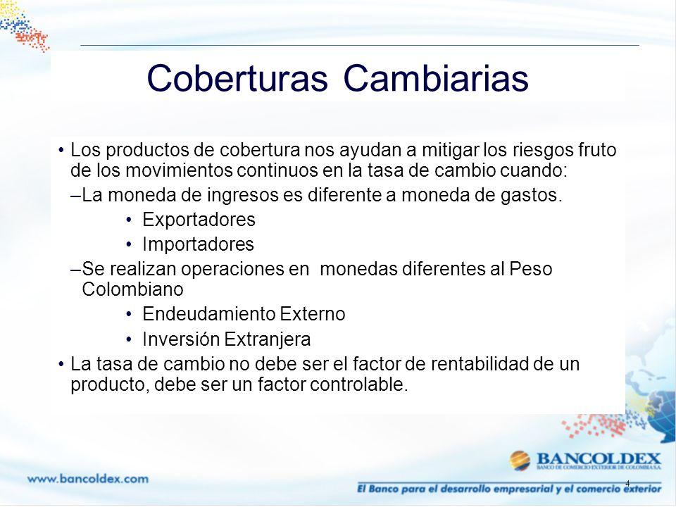 Conclusiones MITOS Y LEYENDAS SOBRE ESTOS INSTRUMENTOS El forward tiene un costo.