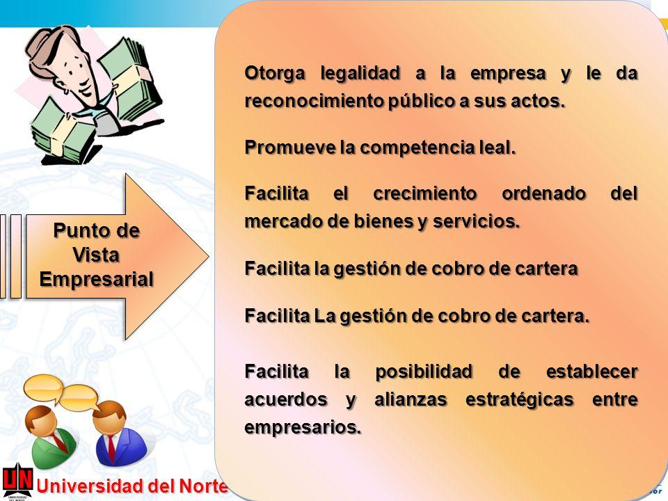 Universidad del Norte ANALISIS FINANCIERO Rentabilidad Mide la eficiencia de la administración para generar ingresos y controlar los gastos y costos