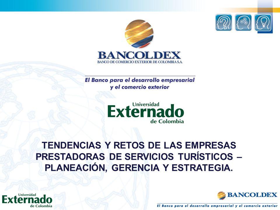 SECTORES APORTANTES BENEFICIARIOS DEL TURISMO Empresas de transporte público terrestre, excepto urbano y entre municipios de áreas metropolitanas.