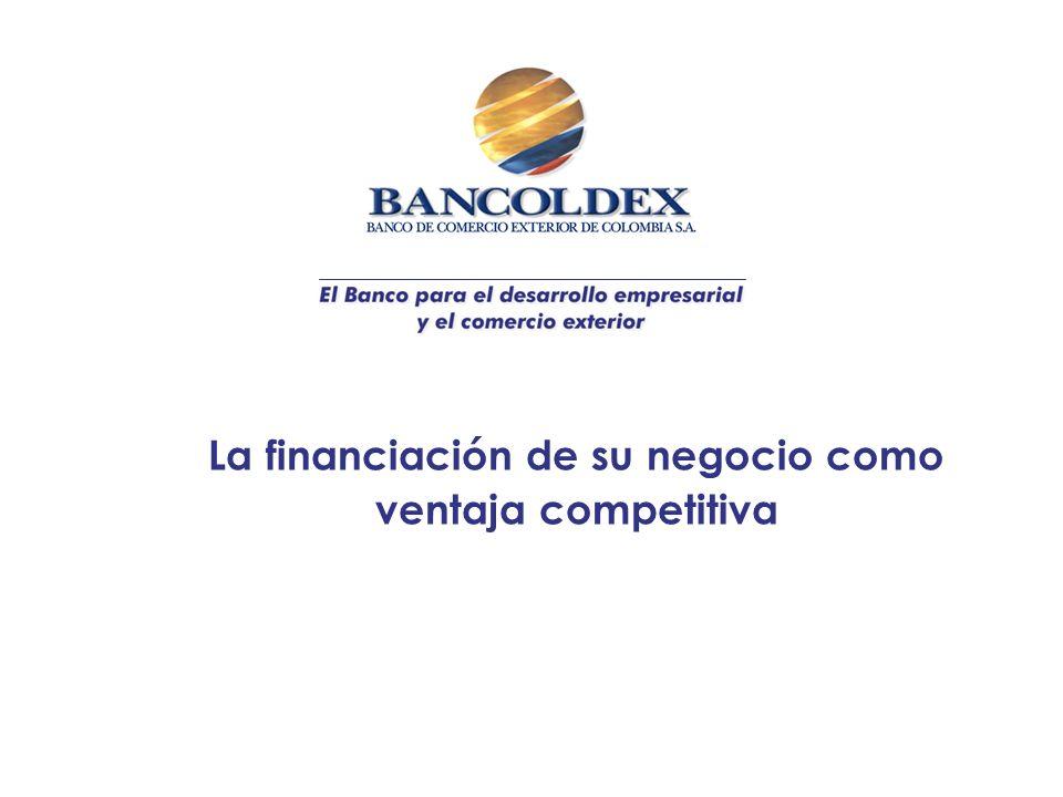 La financiación de su negocio como ventaja competitiva