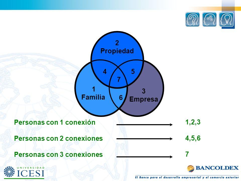 EMPRESA Sistema orientado a la tarea (Competitividad) FAMILIA Sistema orientado a aspectos emocionales (Unidad) Normas Estructuras Organizacionales Re